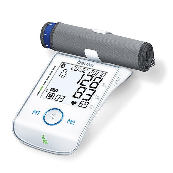 Beurer BM-85BT Upper Arm Blood Pressure Monitor with BluetoothImage