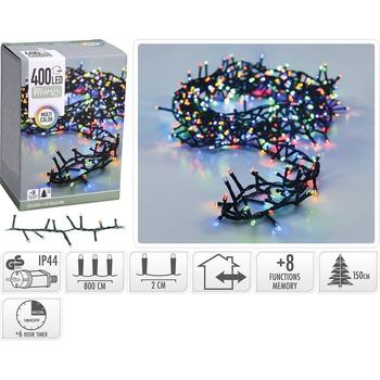 Luzes de Natal LED multicor da Nedis