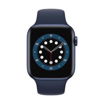 Apple Watch Series 6 GPS+Cellular Aluminium – 44mm, Sportarmband