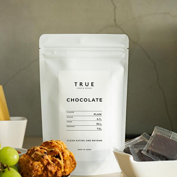True Food Chocolate Plain & Dark Flavor SetImage