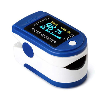 Trends Pulse Oximeter