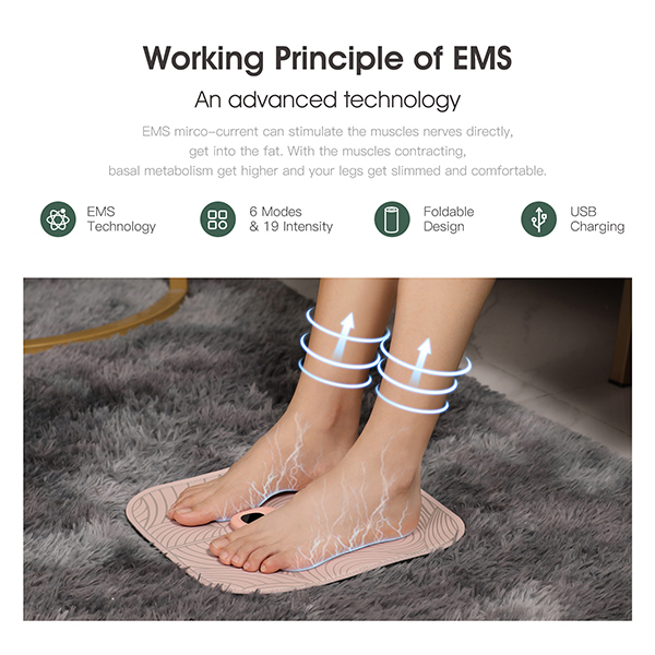 Trends EMS Foot MassagerImage