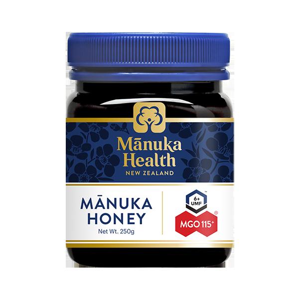 Manuka Health MGO 115+ Manuka Honey - 250gImage