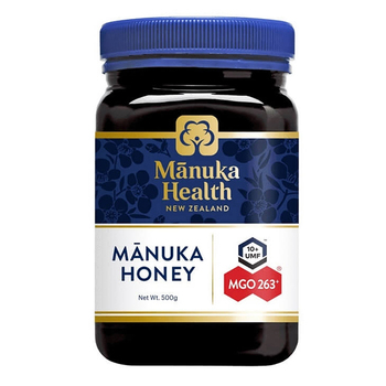 Manuka Health MGO 263+ Manuka Honey - 500g