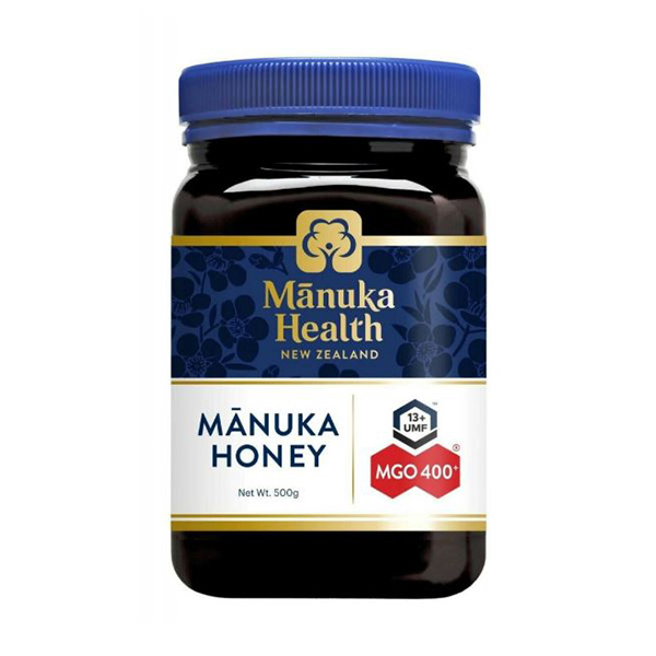 Manuka Health MGO 400+ Manuka Honey - 500gImage