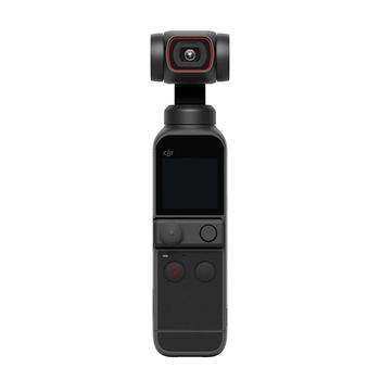 DJI Osmo Pocket 3-Axis Gimbal Stabiliser with Integrated Camera