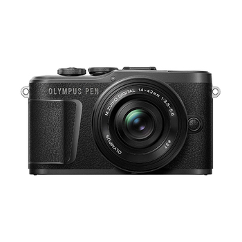 Olympus PEN E-PL10 Digital Camera with 14-42mm Lens Kit