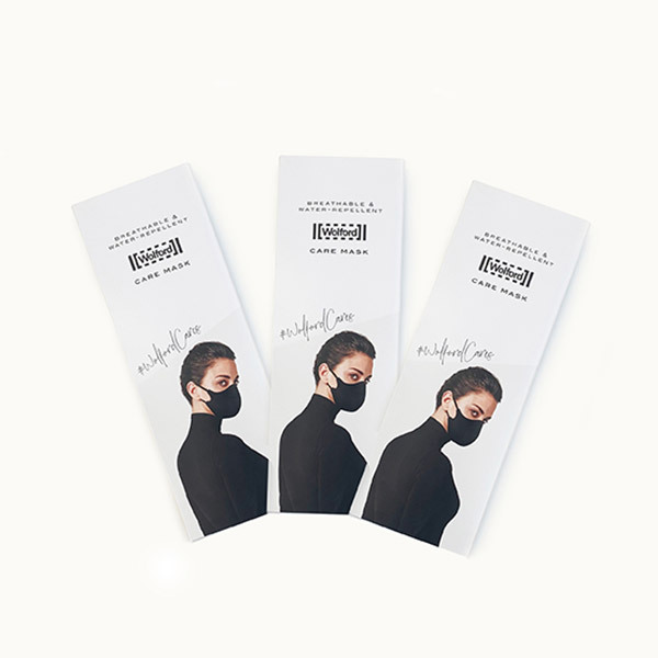 Wolford Classic Care Mask Set - 3pcsImage