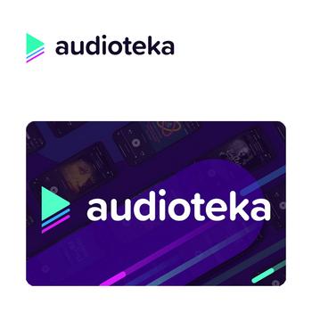 Audioteka E-dárková karta