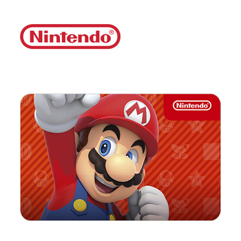 Carta regalo Nintendo
