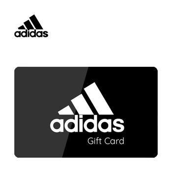 Tarjeta regalo para Adidas
