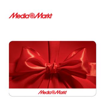 Tarjeta regalo para Media Markt
