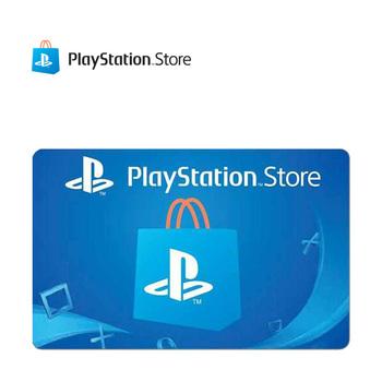 Tarjeta de regalo para PlayStation®Store