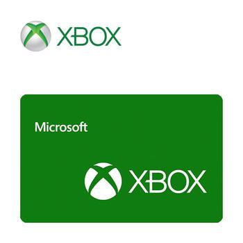 Tarjeta de regalo para Xbox