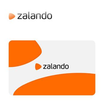 Tarjeta regalo para Zalando