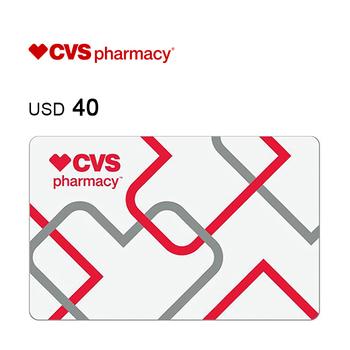 CVS Pharmacy e-Gift Card $40