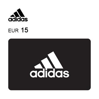 Cartão de Oferta da adidas – Código Digital 15€