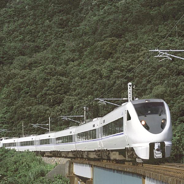 JR-West KANSAI-HOKURIKU Rail Pass - 7Day/AdultImage