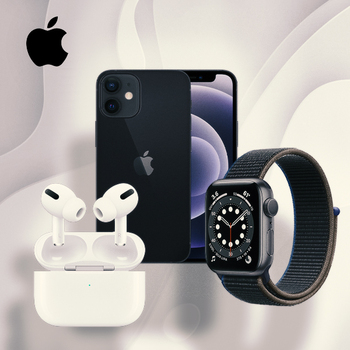 Apple Combo Raffle – iPhone 12, Watch Series 6 & AirPods Pro