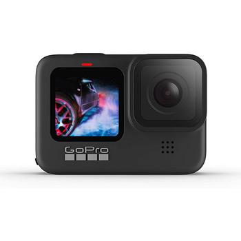 GoPro HERO9 Action Camera - Black