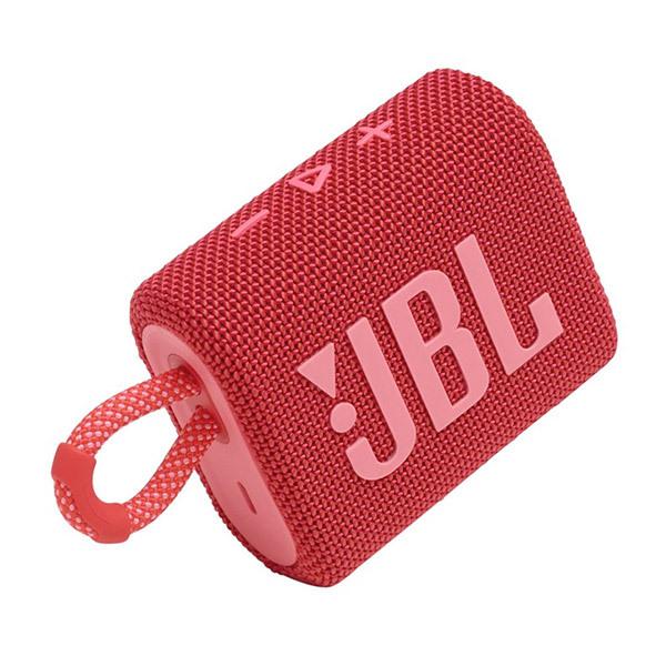 JBL Go 3 Portable Waterproof Wireless SpeakerImage