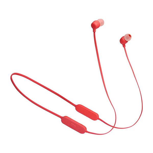 JBL T125BT Pure Bass Wireless In-Ear HeadphonesImage