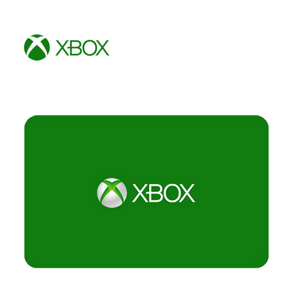 Xbox cadeaukaartAfbeelding