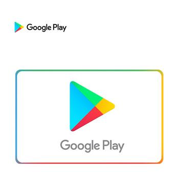 Carte cadeau Google Play
