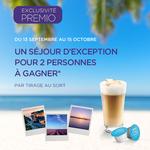 UN SÉJOUR D'EXCEPTION POUR 2 PERSONNES