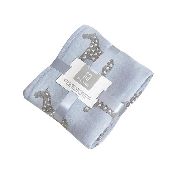 Trends Cotton Gauze Muslin BlanketImage