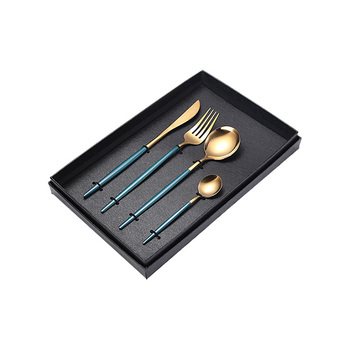Trends Stainless Steel Cutlery Set 4pcs