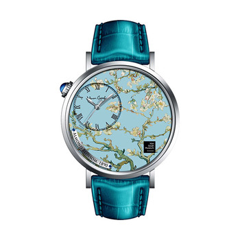 Van Gogh Almond Blossom 3D Dial Ladies Watch
