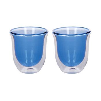 La Cafetière Bicchieri a doppia parete − Set da 2 pezzi