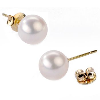 UMI Pearls Executive Earstuds