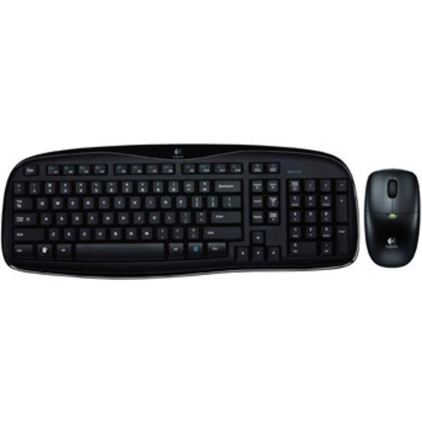 Logitech Wireless Desktop MK250Image