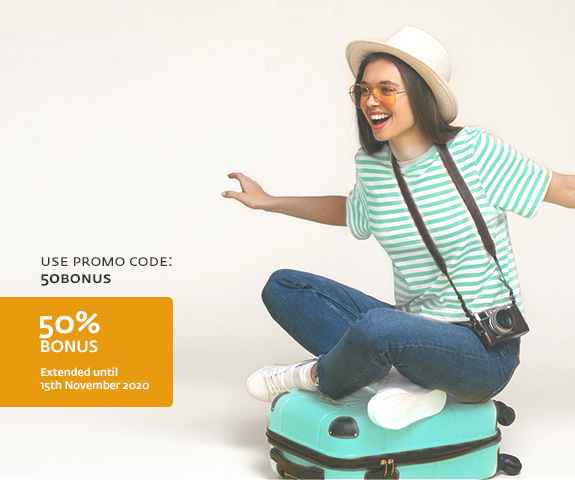 Buy Miles & get travel ready