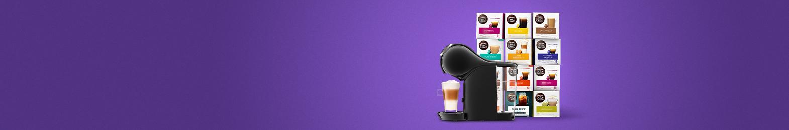 Vyhrajte automatický kávovar GENIO S Plus a zásobu kávy na celý rok!